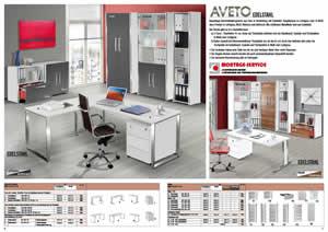 Kompettes Büro mit Erweiterungsmöglichkeiten