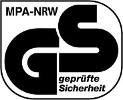 GS-geprüft