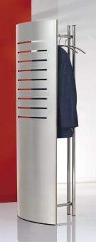 Wandgarderobe Metall Kleidergarderobe Mit Design Fintabo De