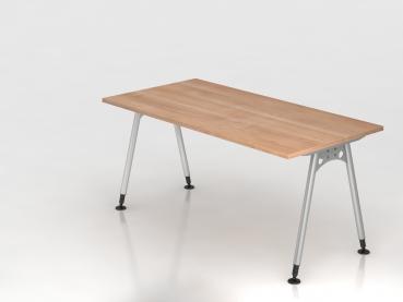b ro schreibtisch modern h henverstellbar jetzt kaufen. Black Bedroom Furniture Sets. Home Design Ideas
