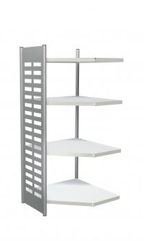 g nstiges b roregal aus metall versandkostenfrei. Black Bedroom Furniture Sets. Home Design Ideas
