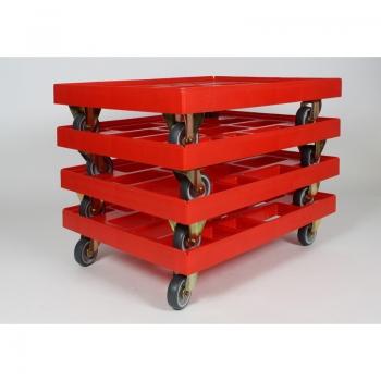 eurokasten roller metall f r 600 x 400 mm eurokasten. Black Bedroom Furniture Sets. Home Design Ideas