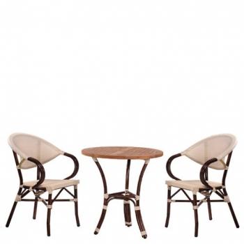 gastronomie tische outdoor bistrotische trumpf. Black Bedroom Furniture Sets. Home Design Ideas