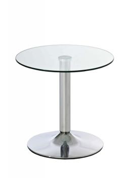 Glastische beistelltische stehtische tische mit glas for Glas tische