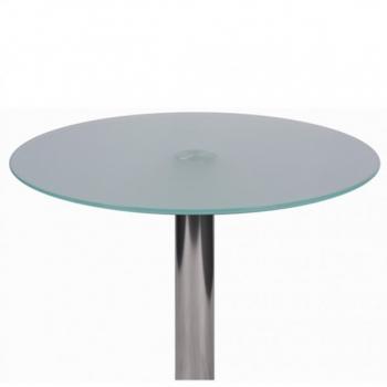 glastische beistelltische stehtische tische mit glas. Black Bedroom Furniture Sets. Home Design Ideas