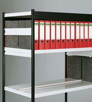 b ro regalsystem steckregale b roregale aus metall. Black Bedroom Furniture Sets. Home Design Ideas