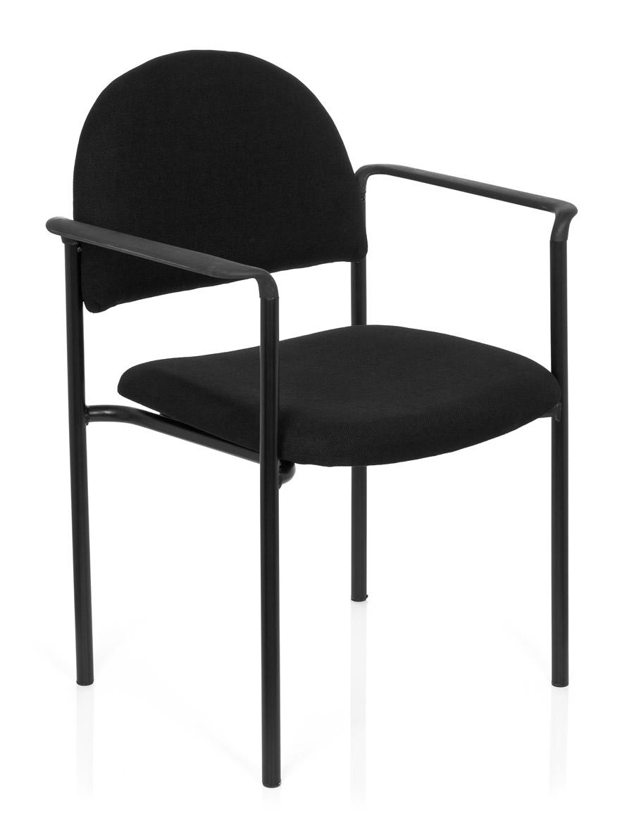 besucherst hle gepolstert mit armlehne ribes. Black Bedroom Furniture Sets. Home Design Ideas