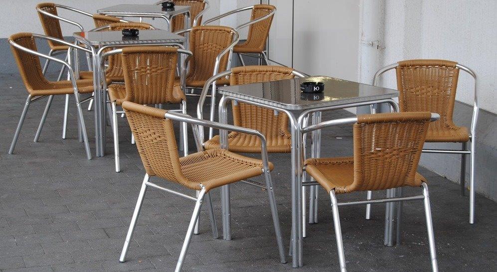 Gastronomie Stühle Outdoor Für Außen U Innen