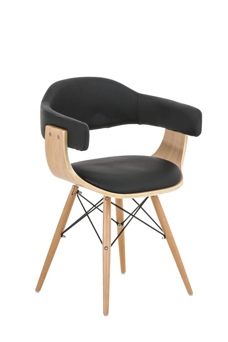 Blickfang Holzstuhl Mit Polster Das Beste Von Design Holzstühle Besucherstühle