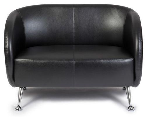 lounge sofa 2 sitzer retro stil besuchersofa g nstig. Black Bedroom Furniture Sets. Home Design Ideas