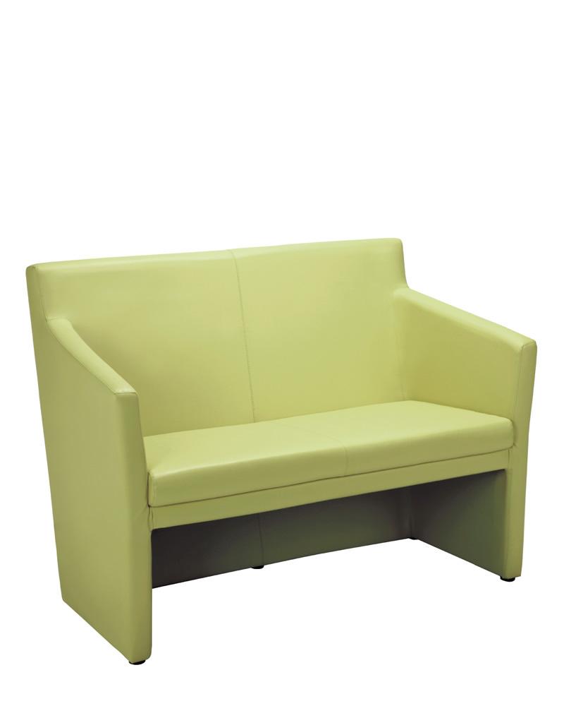 zweisitzer loungesofa clubsofa louna 2. Black Bedroom Furniture Sets. Home Design Ideas