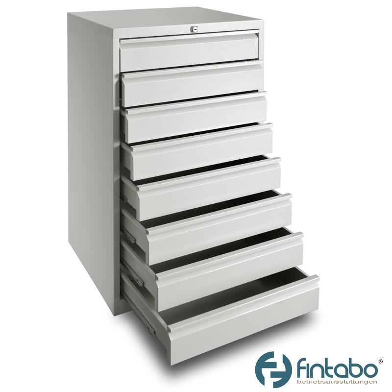 Metall Schubladenschrank > 30 kg Traglast Schubl. | Fintabo.de