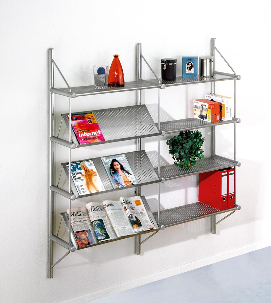 wand b roregal regalfeld erweiterung ordnerregal. Black Bedroom Furniture Sets. Home Design Ideas