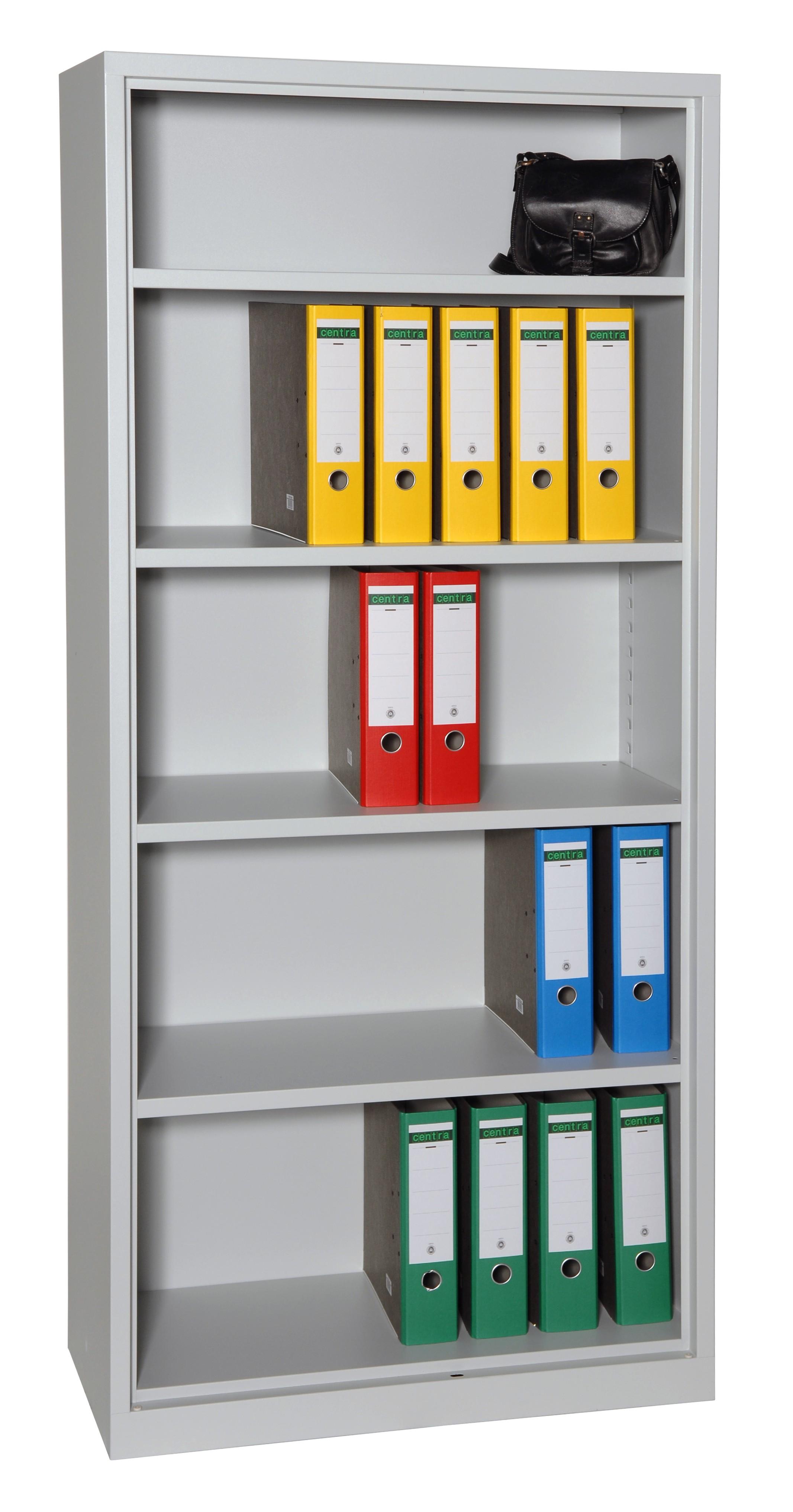 Büro Regalschrank Metall 180 cm hoch | Fintabo® Seite 16