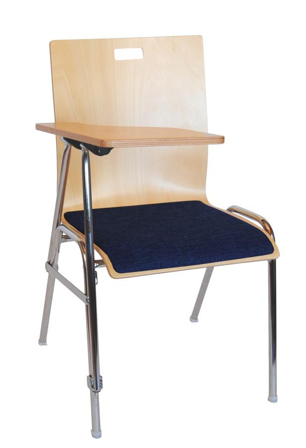 Seminarstuhle Mit Schreibplatte U Sitzpolster Kaufen