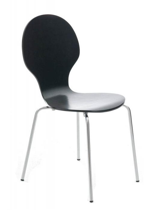 g nstige stapelst hle holzschalen besucherst hle. Black Bedroom Furniture Sets. Home Design Ideas