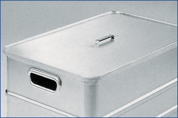 aluminiumboxen alu stapelkisten transportkisten. Black Bedroom Furniture Sets. Home Design Ideas