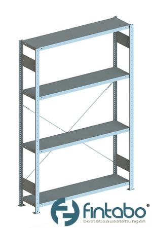 lagerregal steckregal aus metall g nstig kaufen. Black Bedroom Furniture Sets. Home Design Ideas
