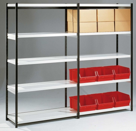 metall allzweckregal g nstig kaufen. Black Bedroom Furniture Sets. Home Design Ideas