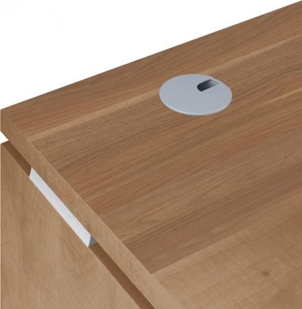 b ro schreibtische mit sichtblenden und seitenwange. Black Bedroom Furniture Sets. Home Design Ideas