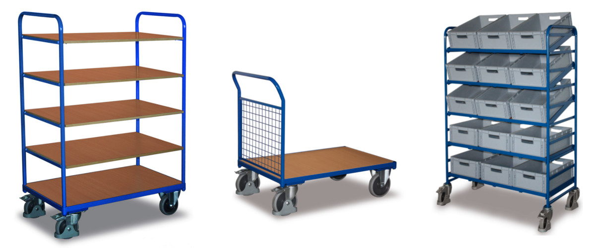 transportwagen b roausstattung. Black Bedroom Furniture Sets. Home Design Ideas